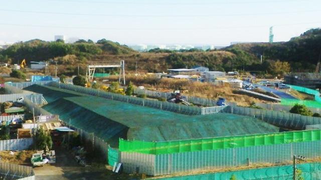 江戸川下水土壌改良